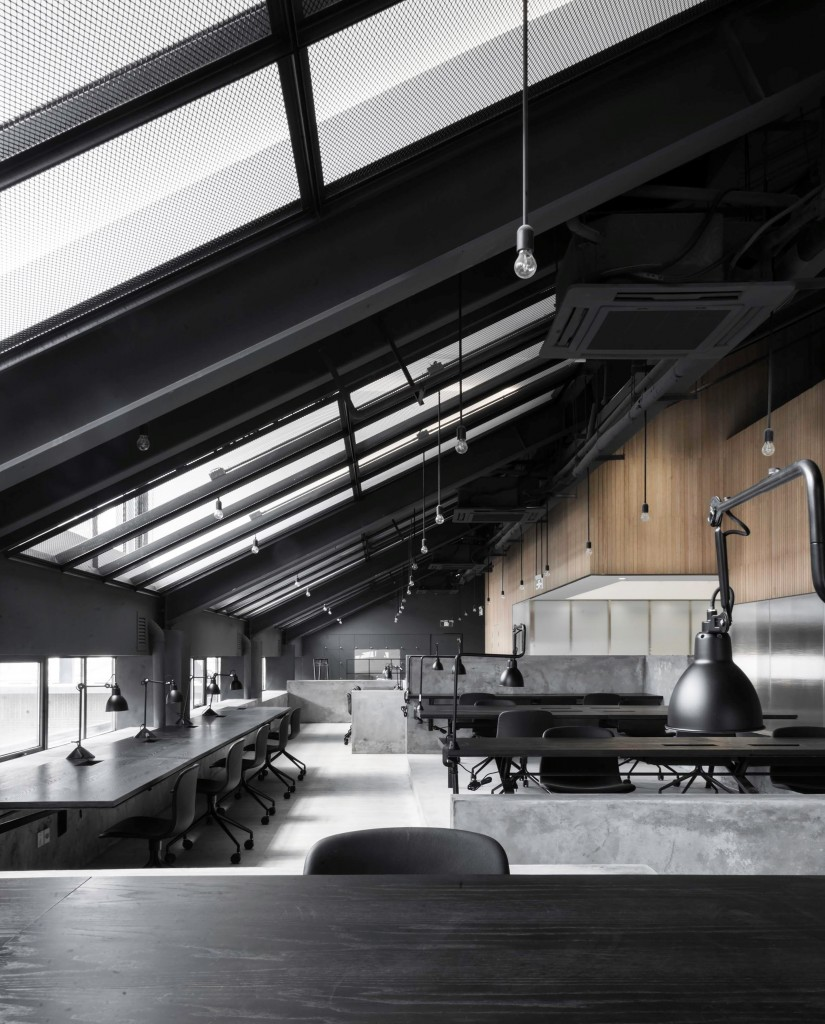 Salon con iluminacion de diseño